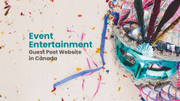 event entertainment guest post website in canada