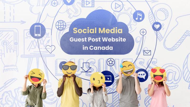 Social Media Guest Post Website in Canada