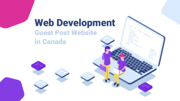 Web Development Guest Post Website