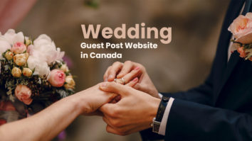 wedding guest post website in canada