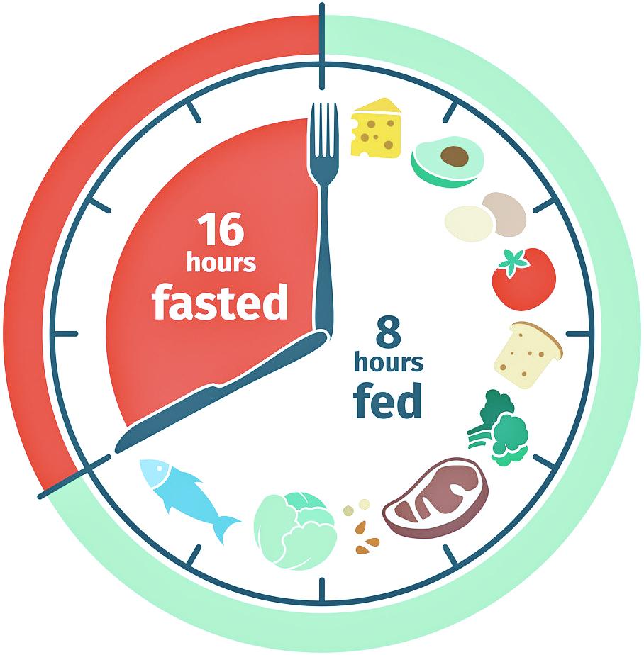 16/8 diet plan